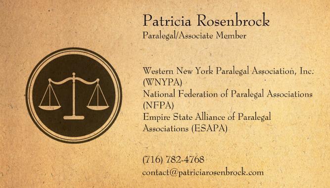 patricia rosenbrock